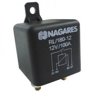 Automatico de Arranque Nagares 12V-180A