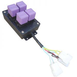 Modulo Caja Electrack