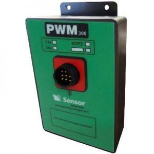 Modulo PWM 12V de 300 Hz en corriente V1