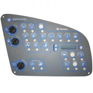 Panel de control multiplex 1.0 – Con Display – METALSUR