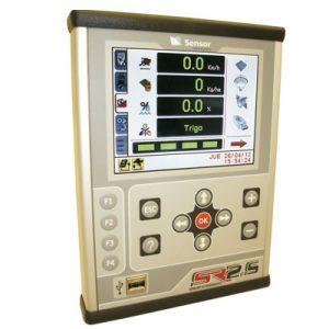 Consola Monitor de Rinde SR 2.5