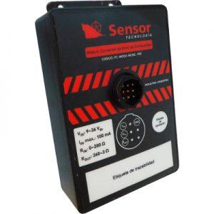 Conversor electrónico de señal de combustible