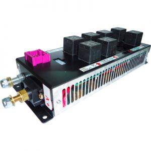 Relaytera de potencia de 8 salidas