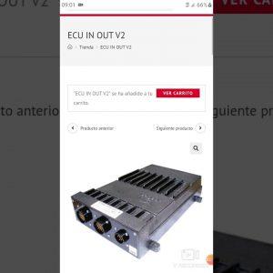 Tutorial Compra de repuestos en Tienda Online Sensor